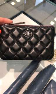 Chanel coins pouch
