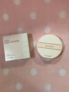 Etude House Color Corrector