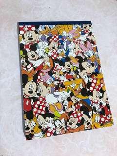 Disney notepad notebook