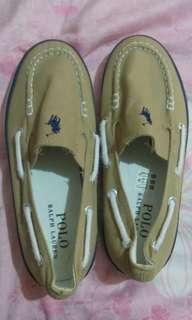 Polo Canvas Shoes