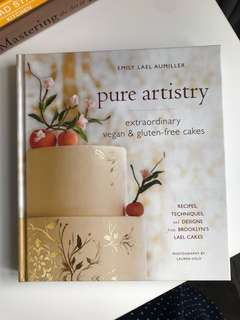 Pure artistry extraordinary vegan and gluten free cakes