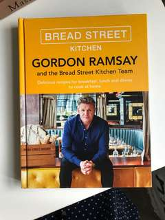 Gordon Ramsay's and the bread street kitchen team