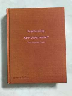 Sophie Calle Appointment with Sigmund Freud