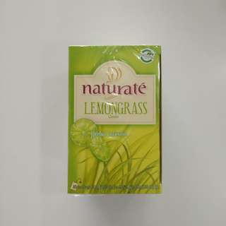 Naturate Lemongrass Herbal Infusion Tea