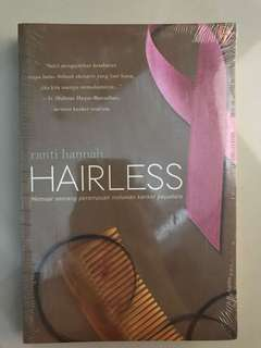 Novel - Hairless by Ranti Hannah