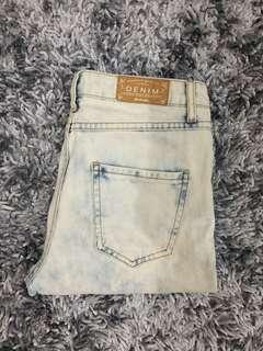 short jeans stradivarius