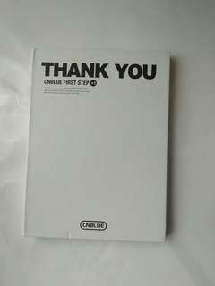 Cnblue Thank You album