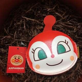 小病毒 麵包超人 紅公主 日本零錢包