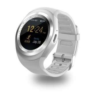 智能手錶 Whatsapp wechat 提示可打電話 接電話 計步 可插 sim 卡 Smartwatch Whatsapp wechat Tips for making calls Answering calls Step counters Pluggable SIM cards