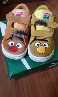 Puma Sesame Street Toddler Shoes