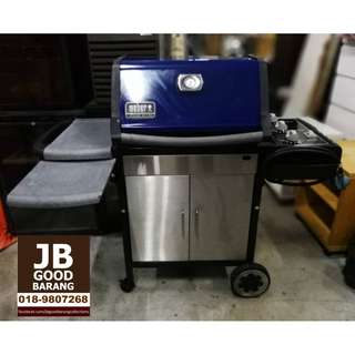 (RESERVED) Good Quality WEBER 3-burner Gas Barbacue BBQ Grill
