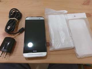 [手機] 宏達電htc e8白色 5吋單卡4G手機