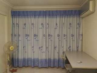 二手窗帘Curtains