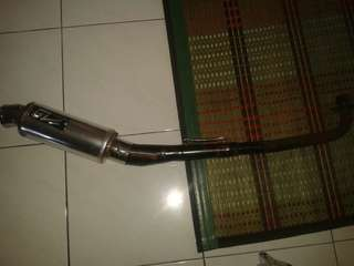GV PRO RACING EXHAUST lagenda 110