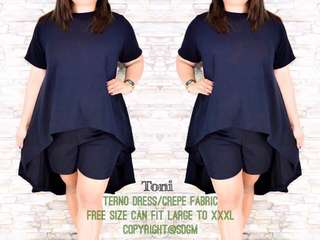 Terno dress xl-3xl