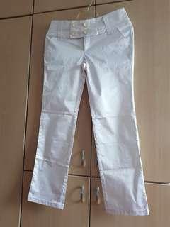 White Pants