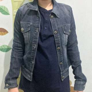 Hammer Denim Jacket