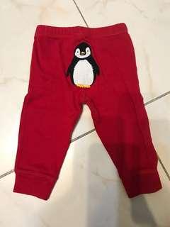 Carter's企鵝長褲