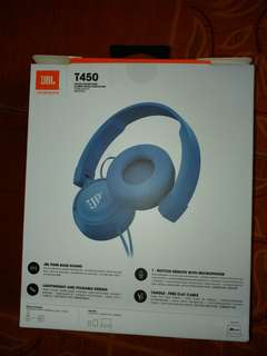 Original JBL Headphone T450