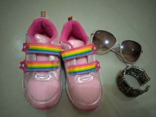 MOTHER CARE PONY rubber shoes