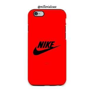 Premium Nike softcase/hardcase(bisa custom design)