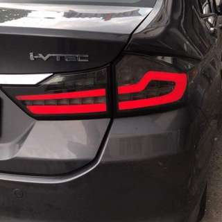 Rear Lamp City BMW Type