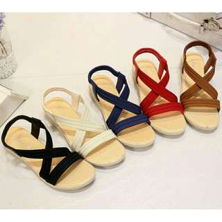 Korean sandal size 35---42