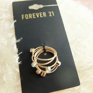Forever21 set of rings