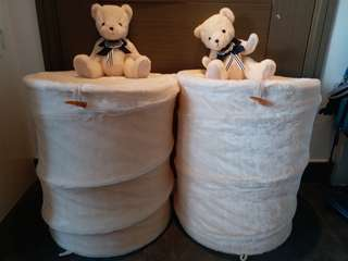 Nicholas and Bears 儲物箱