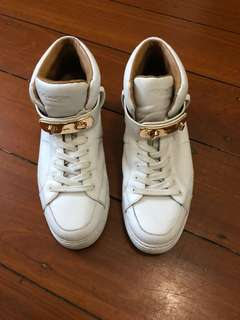 White Coach Sneakers