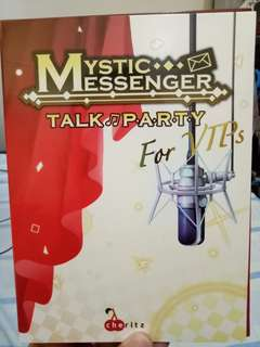 Mystic Messenger RFA Talk Party for VIPs