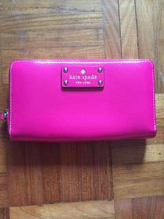 BN Authentic Kate spade wallet