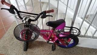 Mint HGMIL bicycle bike for children kid preschooler.