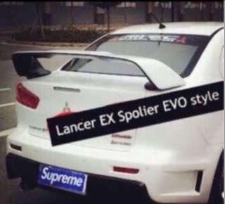 Promo! Mitsubishi Lancer Spoiler