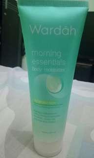 Wardah Morning essential body moisturizer