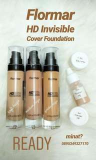 Flormar HD Invisible Cover Foundition