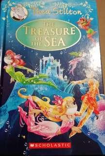 Thea stilton the treasure of the sea