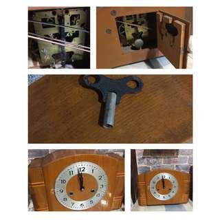 老物件 早期 機械鐘