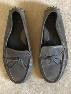 Cole Haan Driving Shoes for Men - Gray