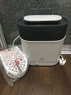 Philips Avent Steamer for Baby bottles and accessories