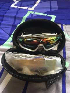 Glasses Clearance Sale (Oakley/POC)