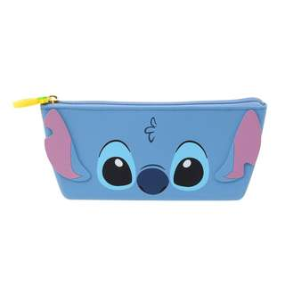 Japan Disneystore Disney Store Stitch Face Pencil Case