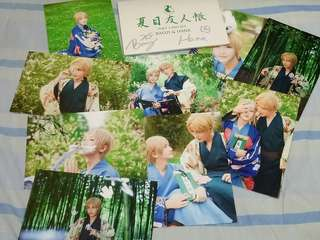 Baozi and Hana Post Card Set 1
