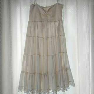iTop Bohemian Beach Dress