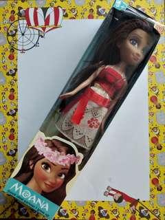 Moana Barbie Doll