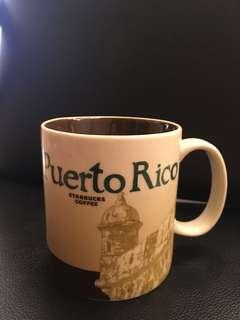 星巴克 城市杯 波多黎哥