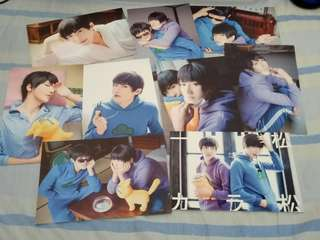 Baozi and Hana Post Cards Set 2