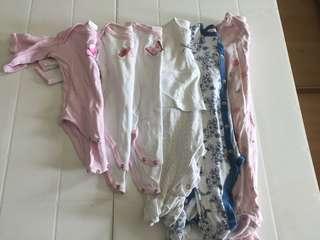 Prelove pyjamas(6pcs)