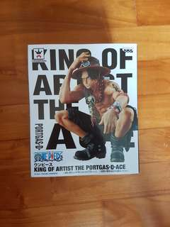 Crane King One Piece King of Artist: Ace