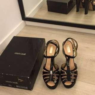 Roberto Cavalli Shoes (原價4500)